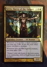 Mtg savra, queen of the golgari  x 1 great condition