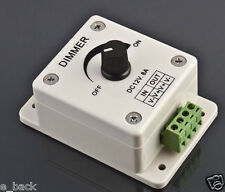 8A 12V PIR Sensor LED Strip Light Switch Dimmer Brightness Controller Wholesale