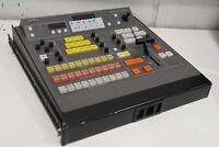 Sony BVS-3100 Video Switcher Editor Master Controller