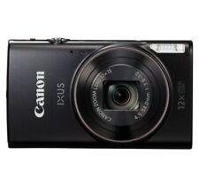 1076C007 Canon IXUS 285 HS BLACK SHORT SUPPLY