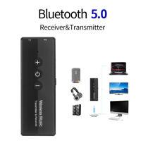 Wireless Bluetooth 5.0 Ricevitore Audio Trasmettitore Adattatore Per Phone TV