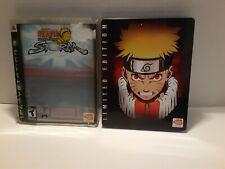 Naruto Ultimate Ninja Storm  steelbook Edition (Sony PlayStation 3 2008) NO GAME