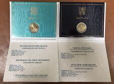 Set Of 2013/2014 Vatican - 2 Euros Monnaie Commémorative