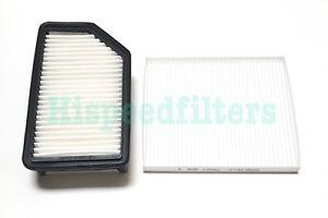 Engine & Cabin Air Filter For Hyundai Accent Veloster Kia RIO 12-17  28113-1R100