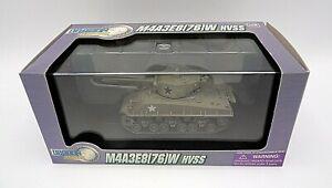 2007 DRAGON ARMOUR 1/72 DIECAST M4A3E8{76}W HVSS U.S. ARMY TANK #60298 IS M.I.B.