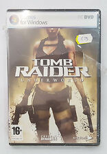 TOMB RAIDER: UNDERWORLD PC GAME 2008 -PC-