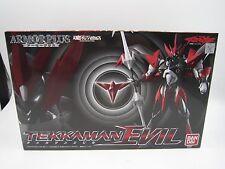 Tekkaman Blade Armor Plus Tekkaman Evil Figure Bandai Japan Super Robot Wars LTD