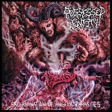 "POSSESSED ENTITY ""Extermination of Angelic Parasites"" death metal CD"