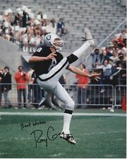 RAY GUY signed autographed NFL OAKLAND RAIDERS photo