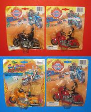 EUC E-Toys Bikes Motorcycles Bikers Mad Max Viking Woman Road Warrior KO Surfer