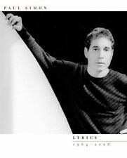 Lyrics 1964-2008 by Paul Simon (2008, Hardcover)
