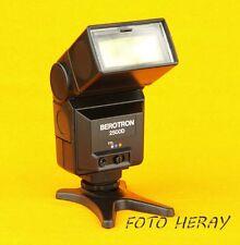 Berotron 2500d TTL relámpago para Olympus/Praktica SLR cámaras 03489