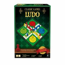 Deluxe Wooden Classic Ludo Deluxe Pachisi Family Christmas Gift