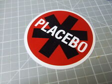PLACEBO ROCK MUSIC Sticker/ Decal Bumper Stickers Actual Pattern NEW