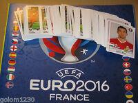 40 Panini Sticker *EURO 2016 France EM *aussuchen* Glitzer & Coca-Cola Sticker *