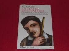 LE MONDE DE L'OPERA 28 MOZART : LA FLUTE ENCHANTEE par Herbert von Karajan