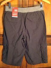 New! Boys Cargo Shorts, 16 Reg, Arizona Jeans Co., Grey