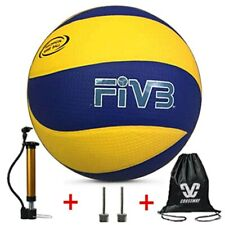Volleyball Ball MVA200 Indoor Training FIVB Training Official Ball Size 5 + Gift