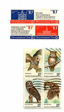 stamps USA A946-A949 A1149-1152  BLOCK SET LOT