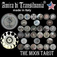 moon tarot card cards deck book guide reading vintage oracle complet set lot kit
