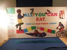 New All You Can Eat Bilingual Nutrition Game Nib