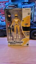 Power Rangers Lightning Collection Mighty Morphin Yellow Ranger Hasbro