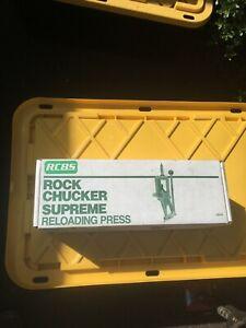 RCBS Rock Chucker Supreme Loading Press 09356