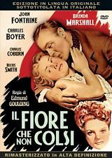 IL FIORE CHE NON COLSI (DVD) CON BOYER, FONTAINE, MARSHALL