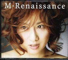 Misato Watanabe - M Renaissance - Japan 3 CD - J-POP