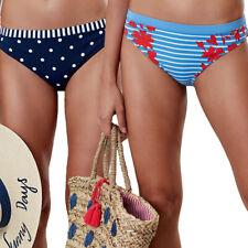 Joules Mujer Nixie Contorno Soporte Verano bikini fondos