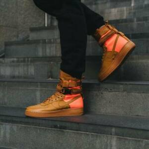 Nike Special Field Air Force 1 HI SF AF1 QS BOOTS TRAINERS UK 6 EUR 39 US 6.5