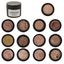 Productos de maquillaje transparente para el rostro