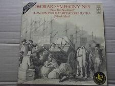 DVORAK SYMPHONY #9 new world - MACAL / LPO LP  CFP 4382