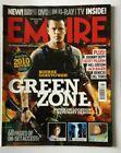 EMPIRE MAGAZINE - ISSUE 248 -  FEB 2010 - MATT DAMON / BOURNE GOES TO WAR !