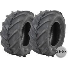 2x Reifen, 16X6.50-8 6PR BKT, für Rasentraktor Reifen, Rasenmäher Reifen, 355 kg