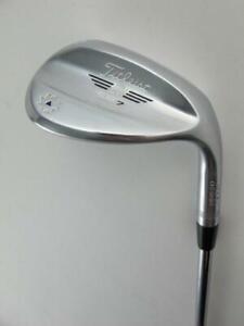 Titleist BV SM7 Vokey Design 60* Tour Chrome 04 L Grind LOB Wedge Golf Club