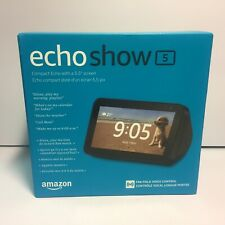 Echo Show 5 - 5.5 in Screen ( new sealed )