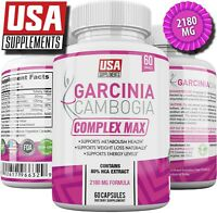 Best Weight Loss Pills for Women by USA Supplements Garcinia Cambogia Capsules