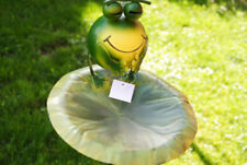 Gartenfiguren & -skulpturen aus Metall in Standard-Größe mit Frosch-Motiv