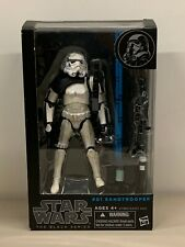 2014 Star Wars Black Series Sandtrooper #01 Blue Line