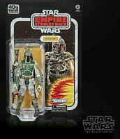 Star Wars The Black Series Empire Strikes Back 40th Anniversary 6-Inch Boba Fett