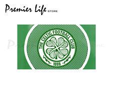Official Licensed Football Produit Celtic Fc Drapeau bullseye Large Corps Crest nouveau