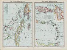 West Indies Greater & Lesser Antilles