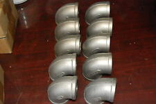 """1 1/4 """" Elbow, 304 Stainless Steel lot of 10 New"""