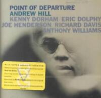 ANDREW HILL - POINT OF DEPARTURE [REMASTER] NEW CD