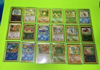 Pokemon Southern Islands Complete Set Limited Print Super Rare 2001 WOTC See Pic
