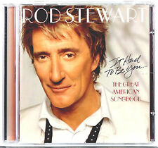 Rod Stewart - It Had To Be You The Great American Songbook 2002 BMG CD Album Exc