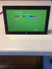Microsoft Surface Pro 2 64GB MODEL: 1601 #222