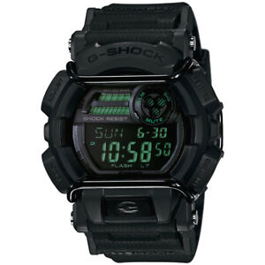 Casio G-Shock Mens Watch GD400MB-1 GD-400MB-1DR Military Series Digital