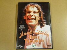 DVD / HANS TEEUWEN - HARD EN ZIELIG
